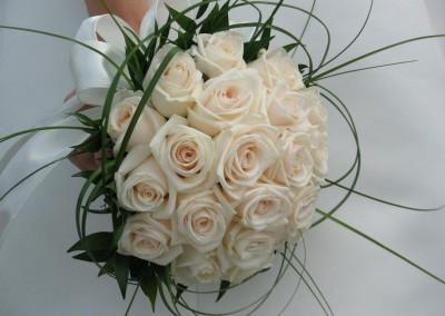 Ramo de novia. www.floristerialosangeles.com